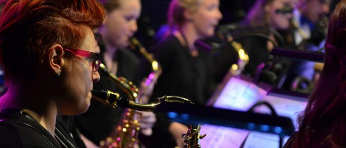 Galakonzert Saxophone
