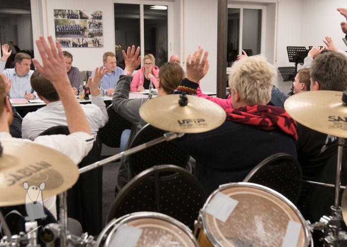 Musikverein Oythe freut sich über neue Mitglieder